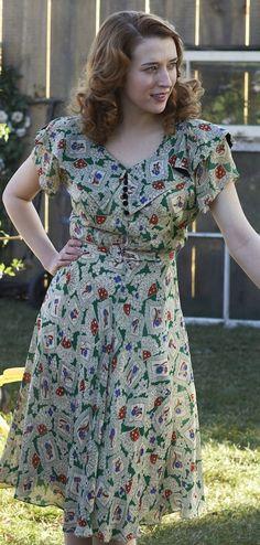Bomb Girls...love this dress.:)