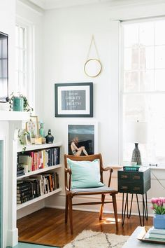 At Home With Morgan Trinker in Birmingham, Alabama | A Beautiful Mess | Bloglovin'