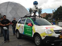 Google presentó Street View en Colombia • ENTER.CO