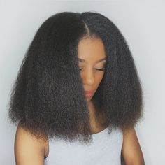 Glueless Silk Top Full Lace Wigs Kinky Straight Human Hair Wigs For Black Women Frontal Hairstyles, Weave Hairstyles, Straight Hairstyles, Black Hairstyles, Protective Hairstyles, Hairdos, Protective Styles, Black Curly Wig, Curly Lace Front Wigs