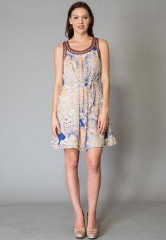 We love color at Indigo Bleu. Shop:www.indigobleufashion.com for the latest fashion! #boho #bohemian #fashion #summer #indigobleufashion