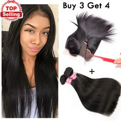 Careful Alipearl Kinky Straight Hair Bundles With Frontal Closure Brazilian Yaki Human Hair Bundles With Frontal 13x4 Freepart Remy Hair Human Hair Weaves