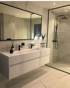 IDEAS & INSPIRATIONS Looking to enhance your home or simply create an oasis for your space? My client centered approach can do this for you! Wc Design, Modern Design, House Design, Interior Design, Bathroom Toilets, Bathrooms, Bathroom Inspiration, Bathroom Ideas, Bathroom Renovations
