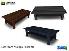 kardofe_ Bathroom Malaga_Table