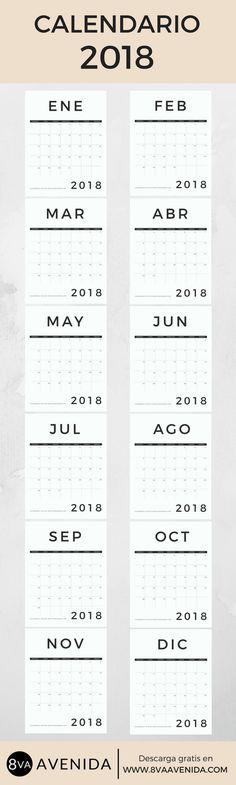 Calendarios 2018   Nueva tienda en línea