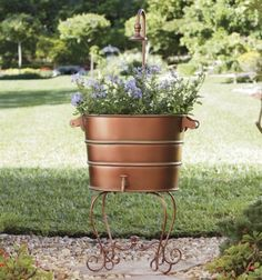 88 Best Re Purposed Wash Tubs Images Garden Planters Trough