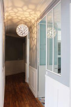 int rieur industriel animer son mur en accrochant son v lo escalier m tal et bois id es. Black Bedroom Furniture Sets. Home Design Ideas