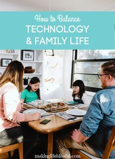 How to Balance Technology with Family Life Make A Family, Family Life, Family Games, Family Activities, Parenting Teens, Parenting Hacks, Personal Development Skills, Christian Women Blogs, Christian Parenting