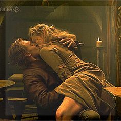 Community Post: 27 Gifs Of Tom Hiddleston Making Out. You're Welcome!