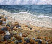 "Ocean Beach '12     42""x 50""  | Stephanie Ford Forrester"