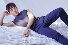 Elle shares Yeo Jin-goo's new look Kim Hee Won, Korean Boys Hot, Lee Byung Hun, Jin Goo, Yoo Seung Ho, Sad Movies, Handsome Korean Actors, Jang Hyuk, Woo Young