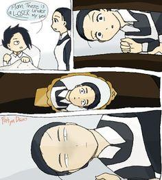 Read The Promised Neverland / Yakusoku no Neverland Manga chapters in English online! Anime Meme, Funny Anime Pics, Otaku Anime, Anime Guys, Manga Anime, Anime Films, Anime Characters, Terra Do Nunca, Gato Anime