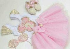 Minnie rosa luxo