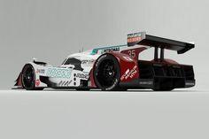 Honda LMP1 Concept - Oriol Folch Garcia