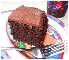 Troy Chocolate Cake Recipe