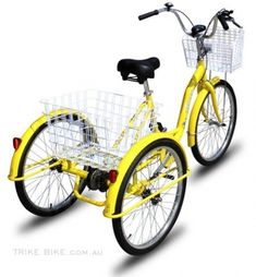 3 Wheel Bikes For Adults For Sale