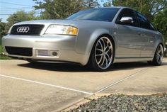 2001 Audi A6 4.2-Price as low as it's going- Full Widebody, coilovers, more