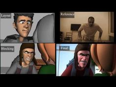 "CGI Animation Breakdowns HD: ""ELF"" Shot progression - by Alaa Aldeen Afifah - YouTube"