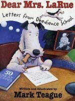 WritingFix: a 6-Trait Writing Lesson that uses Dear Mrs. LaRue by Mark Teague