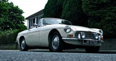 World Of Classic Cars: MGB Roadster 1967 - World Of Classic Cars -