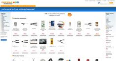 Cliente: Cefesa, S.A.  Role: Casa de herramientas de todo tipo. Web: www.cefesa.com