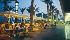 Puerto Olimpico, Barcelona