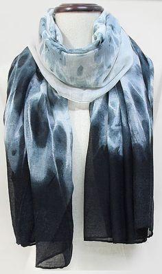 McKayla Scarf in Blue Midnight