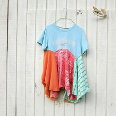 Upcycled clothing / Pensacola Beach Florida  / by CreoleSha, $75.00
