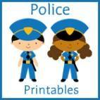 Police printables