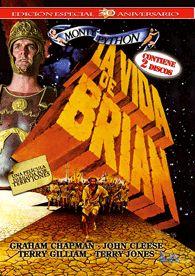 La vida de Brian (1979) Reino Unido. Dir.: Terry Jones. Comedia. Relixión. Películas de culto. Sátira – DVD CINE 1700