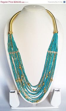 Statement in Necklaces - Etsy Jewelry - Page 2