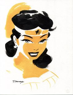 darwyn cooke - wonder woman