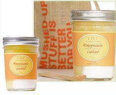 Anything farm house fresh - honeysuckle blood orange custard - moisturizer that smells good enough to eat!