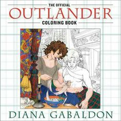 Outlander Coloring Book for Adults (Available October 2015)