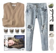 """""""Saturday noon"""" by pantelle ❤ liked on Polyvore featuring moda, Pantone, Squair, Threshold y NIKE"""