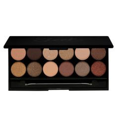 Sleek Idivine eye palette all night long - Boots