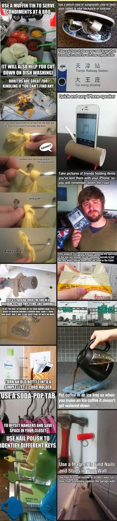 DIY Life Hacks Part 5 Pictures, Photos, and Images for Facebook, Tumblr, Pinterest, and Twitter
