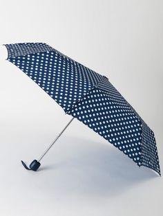 Polka Dot Umbrella | Umbrellas | New & Now's Accessories | American Apparel