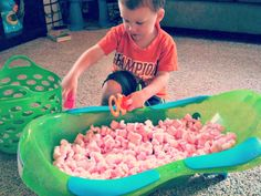 Beautiful Somehow: Why is Sensory Play Important?. Being an SLP, I know the benefit of sensory play with kids with sensory integration issues. Here's a good blog on why it's important for ALL kids.