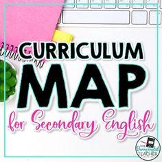 Curriculum Mapping Template, Education Templates, Teachers Toolbox, Teacher Resources, Teaching Ideas, Teaching High Schools, Pacing Guide, Writing Folders, Teaching Secondary