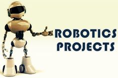 Best Robotics project ideas for final year engineering students have been listed here. RF controlled robotic vehicle, bomb detection robot, etc. Robotics Projects, Engineering Projects, Arduino Projects, Electronics Projects, Science Projects, Electrical Projects, Electrical Engineering, Stem Fair Projects, Advanced Robotics