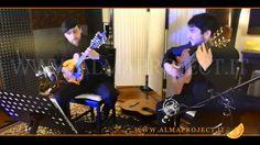 ALMA PROJECT - Guitar Duo GS_DC - Ciuri Ciuri (Canzoni popolare siciliana)
