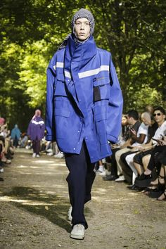 Balenciaga Menswear Spring Summer 2018 Collection in Paris