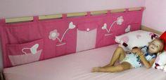 """Kapsář za postel """" kytičkové srdéčko """" / Zboží prodejce colours design by Lu"""