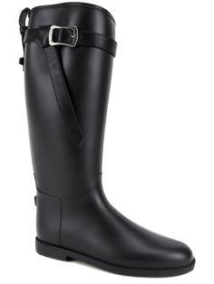 Dirty Laundry Women's Riff Raff Rain Boots Black Size 9 M #DirtyLaundry #Rainboots #CasualorDress