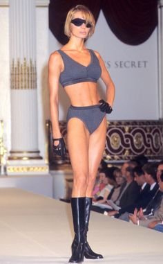 Angelika Kallio: Runway Rewind: Inside the First-Ever Victoria's Secret's Fashion Show