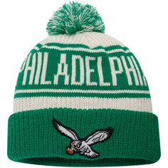 aa8df8ea2dd2b0 Shop for the latest Philadelphia Eagles beanies at Fanatics. Display your  spirit and add to your collection with an officially licensed Philadelphia  Eagles ...