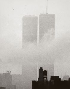 World Trade Center Andreas Feininger, 1987