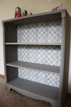 Image result for annie sloan bookcase