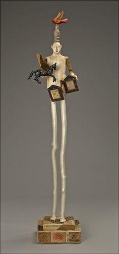 Elizabeth Frank Sculpture